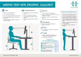 Ergonomic Assessment Sitting and Standing