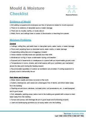 Mould Checklist.png